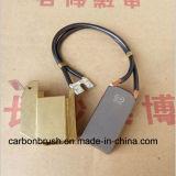 Motor gerador de energia eólica usar escovas de carbono com suporte K14Z3