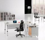 Moderner Entwurfs-Melamin-Bürovorsteher-Tisch-hölzerne Büro-Möbel (HF-BSA03)