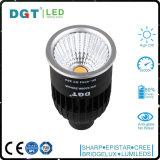 L'énergie de l'intérieur de l'enregistrement de l'éclairage LED 8 W GU10 Spotlight