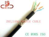 Ftpcat5e al aire libre 24AWG / cable de la red / cable de comunicación / UTP cable / equipo de cable
