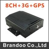 Tarjeta SD de 128 GB MDVR 2016 Nuevos Productos H. 264 de 8 canales 3G