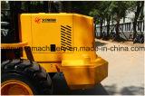 1600kg China hizo mini Payloader con Cummins Engine