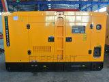 Цена комплекта генератора высокого качества 30kVA 24kw Cummins тепловозное