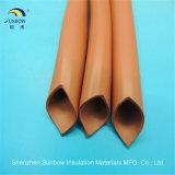 Hochtemperaturanwendungs-Silikon-Gummi-Wärmeshrink-Rohrleitung