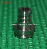 Часть нержавеющей стали CNC высокой точности подвергая механической обработке для радиотехнической аппаратуры