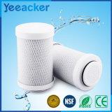 Depuratore di acqua attivato di ceramica incluso di purificazione del filtro dal carbonio di precisione di bere