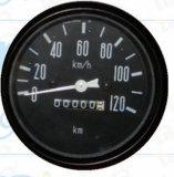 """3/8 """" di manometro dell'olio 0-15 di 60mm con induttanza"""