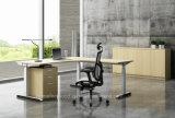 Modern L Shape Office Table mesa elétrica ajustável em altura (HF-YZT023)