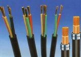 Pvc Geïsoleerdef Vlam - het Vlechten die van de Draad van de vertrager/van het Koper de Flexibele Kabel van de Controle beschermen