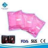 garnitures sanitaires de coton de 230mm, hygiène féminine, garniture de maternité