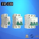 Interruttore miniatura Dz47-63/interruttore 1, 2, 3, 4p 1~60A-MCB dell'aria