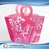 쇼핑 선물 옷 (XC-bgg-044)를 위한 인쇄된 종이 포장 운반대 부대