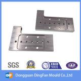 Het Aluminium CNC die van de fabrikant Deel met voor Auto machinaal bewerken