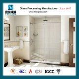 Porta deslizante de vidro de Frameless, porta de vidro do compartimento do chuveiro para a HOME e hotel