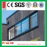 Porte coulissante et guichet en aluminium pour la nouvelle maison
