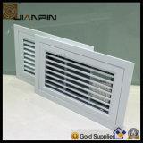 Aluminiumweiß HVAC-Wechselstrom-Gitter-Luft-Luftschlitze