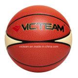 PU microfibra de cuero genuino de 29,5 pulgadas de baloncesto
