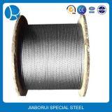 cuerdas de alambre de acero inoxidable de 1.5m m 2.5m m 3m m 304L 316L