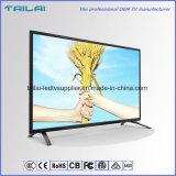Langage de FHD 1080P DEL TV DVB T/T2/C OSD de l'écran plat 43 d'OEM «