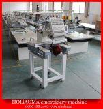 Hoge snelheid 1 Hoofd MultiMachine van het Borduurwerk van de Functie/3D Machine van het Borduurwerk van de T-shirt van GLB Vlakke