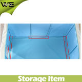 큰 Foldable 살아있는 접을 수 있는 아이 직물 저장 상자