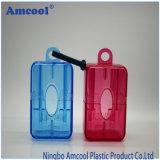 Torcia elettrica di plastica multifunzionale con l'erogatore del sacchetto dello spreco del cane ed il sacchetto di Poop