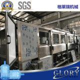 Automobil-waschende füllende mit einer Kappe bedeckende Maschine für den 5 Gallonen-Zylinder