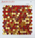 Pebble Hot Glass Mosaic Melt Italia Mosaico
