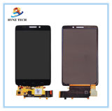 Moto Xt1080 LCDのタッチ画面アセンブリのための携帯電話LCD