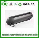 24V 8ah 18650 Batterij van het Lithium Ebike van het Type van Fles de Navulbare voor Ebike met 2A Charger+BMS