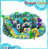Комплект спортивной площадки зоны игры крытой игрушки малышей оборудования парка атракционов мягкий