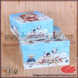 Fabricante de envases caja de zapatos de papel Estándar Personalizadas