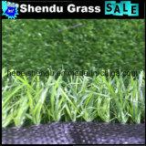Grama artificial do gramado 25mm com material Anti-UV
