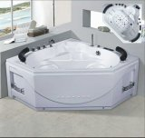 Jacuzzi del diamante di 1400mm con Ce e RoHS (AT-LW0805)