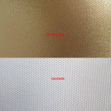 320GSM Eco Solvent Polyester Toile d'or brillant