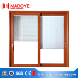 Электрические алюминиевые жалюзи окно с CE сертификации