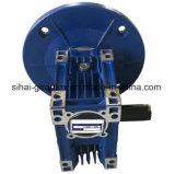 OEM de la caja de engranajes del reductor de velocidad del gusano de la aleación de aluminio de la serie de Nmrv050 Motovario rv