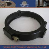 Klem CNC die van de Buis van het Aluminium van de douane de Grootte Geanodiseerde Delen machinaal bewerken