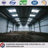 Construction en acier de bâti portique léger pour l'entrepôt de Sinoacme