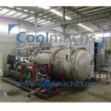 Heißer Verkaufs-industrieller Vakuumfrost-Trockner für Nahrung/Gemüse/Frucht