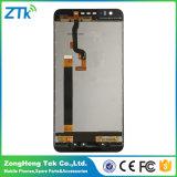 Aaa-Qualitäts-LCD-Belüftungsgitter für HTC Wunsch 825 LCD-Touch Screen