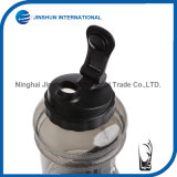 2.2L BPA geben große Sport-Gymnastik-Trainings-Getränk-Wasser-Flasche frei