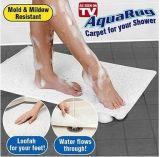 Половой коврик циновки ванны винила циновки ванной комнаты PVC пластичный Anti-Slip