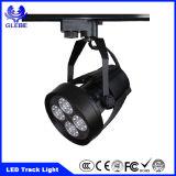 Ce Rhos COB LED 18W vía Museo de la luz LED de iluminación de pista