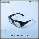 Имеющеся для: 2780nm, Er предохранение от Eyewear защитных стекол лазера 2940nm