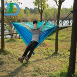 Het kamperen Hangmat van het Valscherm van de Hangmat van de Ontmoetingsplaats de Draagbare 100% Nylon