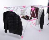 A cor-de-rosa da boa qualidade veste a cremalheira de secagem Jp-Cr109PS