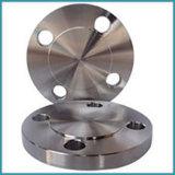 高精度のステンレス鋼のブランクフランジ