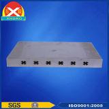 Dissipador de calor da liga de alumínio para a eletrônica com perfuração
