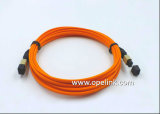 Гпо/ССП-ГПО/LC (дуплекс) Оптоволоконный патч кабель SM